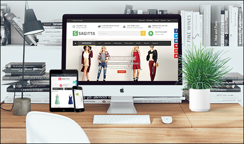 Build beautiful eCommerce stores with WordPress